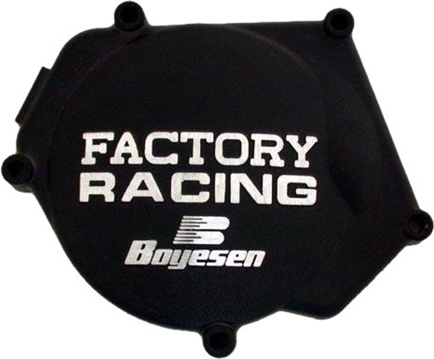 Boyesen Factory Racing Ignition Cover Yamaha YZ250 1999-2019 SC-32AB