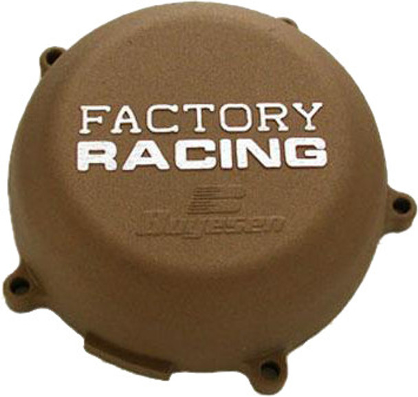 Boyesen Factory Racing Ignition Cover Magnesium Kawasaki KX500 1988-2004 SC-13M