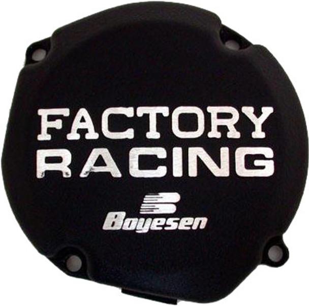 Boyesen Factory Racing Ignition Cover Black Suzuki RM250 1996-2008 SC-23B