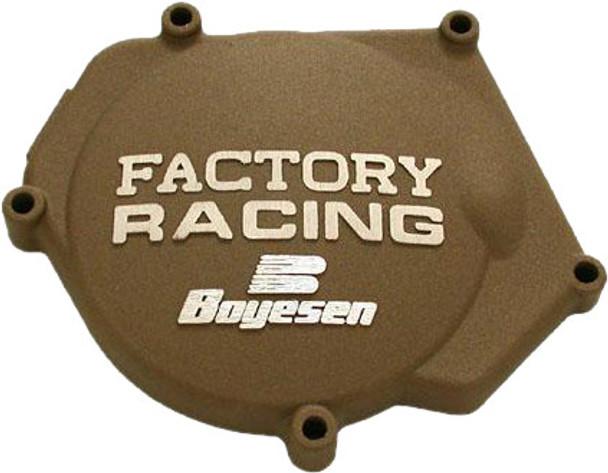 Boyesen Factory Racing Ignition Cover Magnesium Yamaha YZ250 1999-2019 SC-32AM