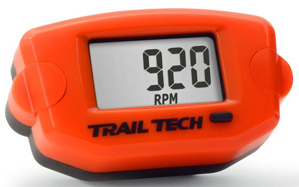 Trail Tech TTO Tach Hour Meter Orange 743-A00
