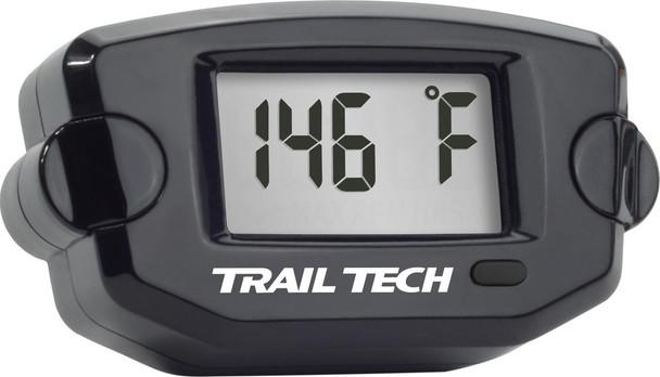 Trail Tech Air Temp Meter 1/8X28 BSPP Black 742-ES2