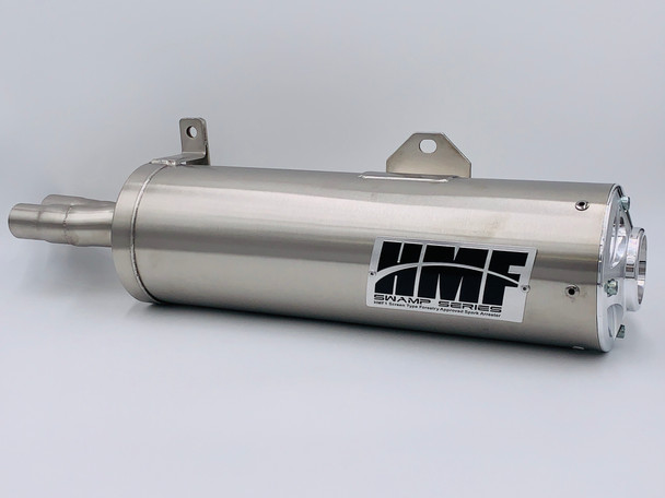 HMF Swamp Series Slip-On Muffler Exhaust Kawasaki Brute Force 750 2012-14