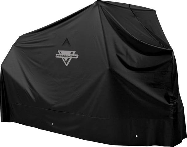 Nelson-Rigg Econo Cover Black MC-900-03-LG