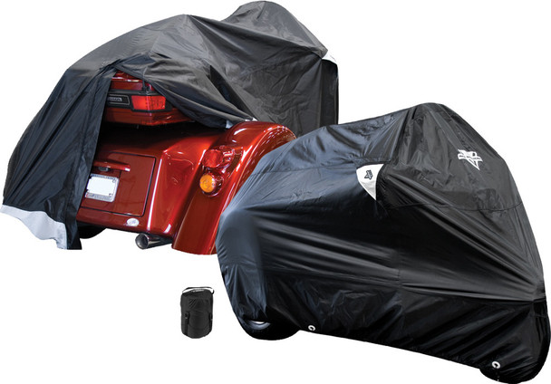 """Nelson-Rigg Trike Cover 355 Up to 65"""" Rear Width TRK355"""