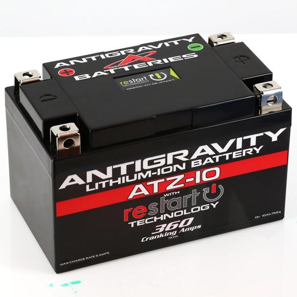 Antigravity Lithium Battery 330CA AG-ATZ10-RS
