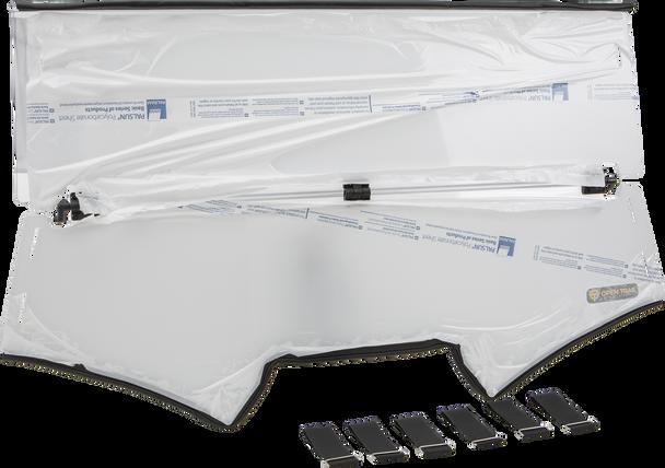 Open Trail Folding Windshield Yamaha YXZ 1000 R 2019 WEST120-0045