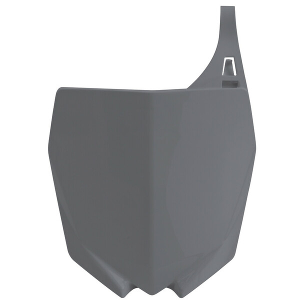 Polisport Number Plate Nardo Grey Yamaha YZ250 2015-2020 8678400007