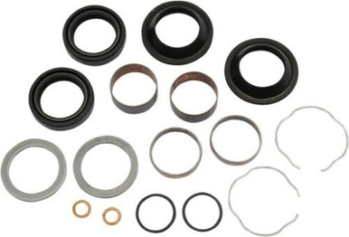 Pivot Works Water Tight Wheel Collar and Bearing Kit Rear PWRWC-H04-500