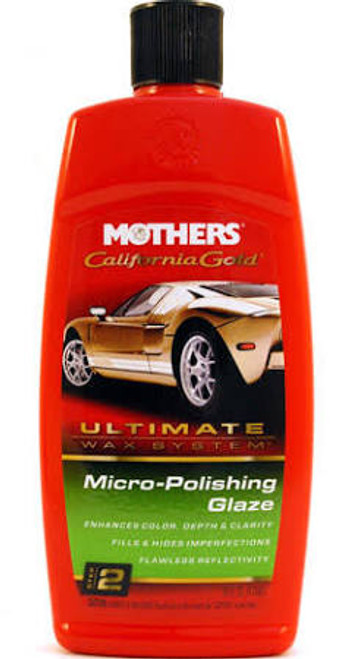 California Gold Micro-Polishing Glaze (8100)
