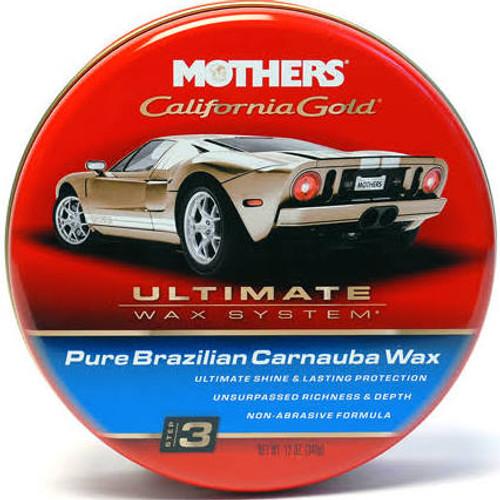 California Gold Pure Brazilian Carnauba Paste Wax (5550)