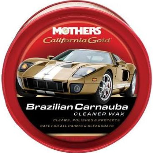 California Gold Brazilian Carnauba Cleaner Wax Paste (5500)
