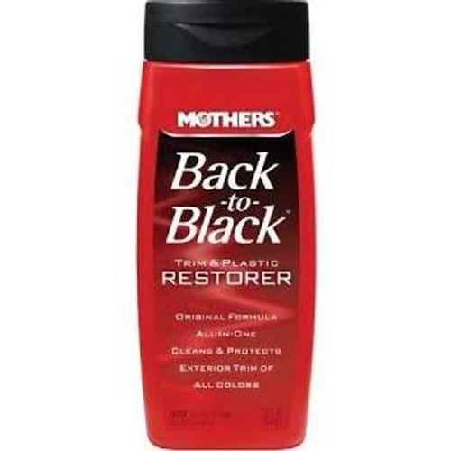 Back-to-Black Plastic and Trim Restorer - 12 oz. (6112 )