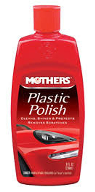 Plastic Polish 8 oz (6208)