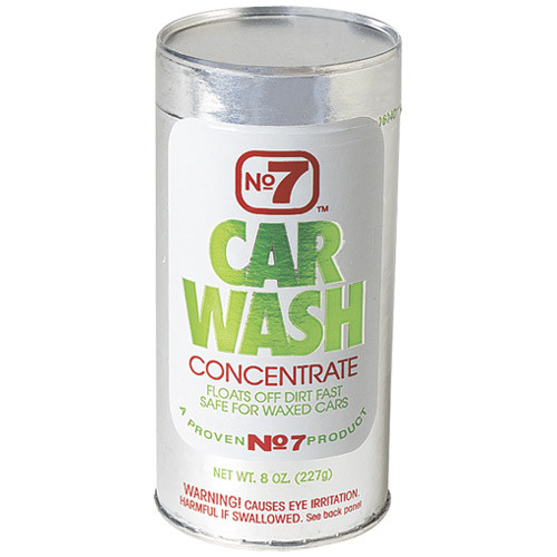 Car & Truck Wash Concentrate 8 oz. (16140)