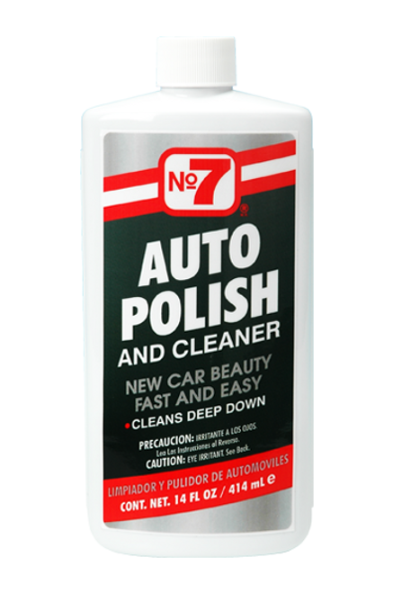 Auto Polish & Cleaner 14 fl. oz. (01110)