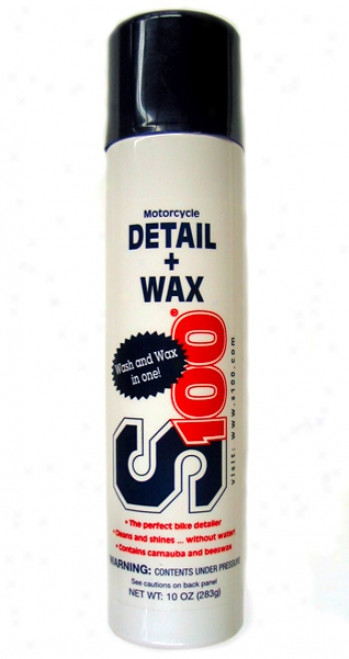 Detail + Wax 10 oz. (SM18400A)