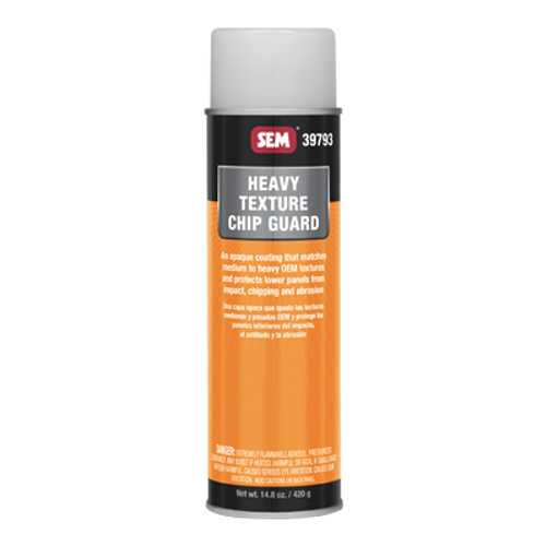 HEAVY TEXTURE CHIP GUARD (39793)