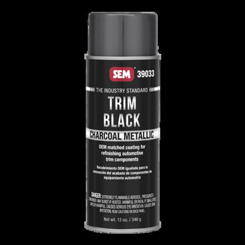 Trim Black Charcoal Metallic (39033 )