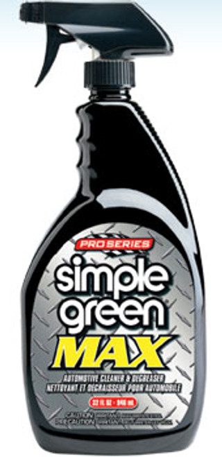 PRO SERIES SIMPLE GREEN MAX 32 FL. OZ. (043318432323)