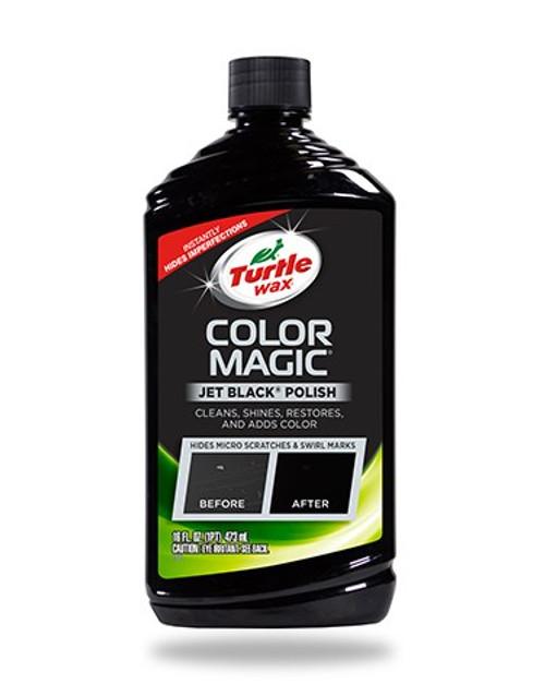 Color Magic Car Polish, Black - 16 oz. (T374KTR)