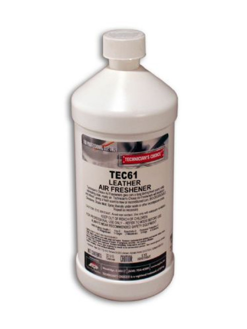 TEC61 WATER-BASED AIR FRESHENER-LEATHER (TEC61)