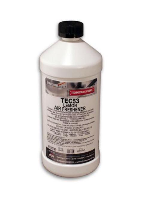 TEC53 WATER-BASED AIR FRESHENER-LEMON (TEC53 )