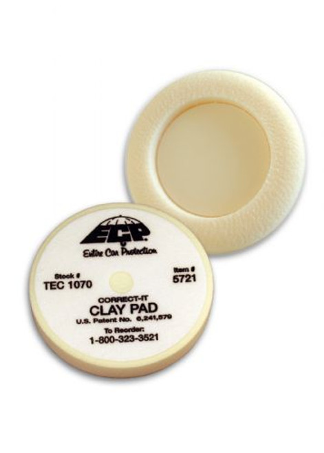 TEC1070 CORRECT-IT CLAY PAD (TEC1070 )