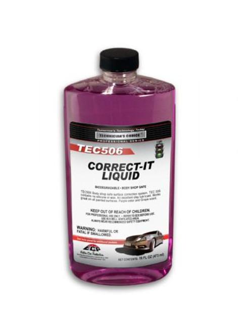 TEC506 CORRECT-IT LIQUID (16OZ) (TEC506)