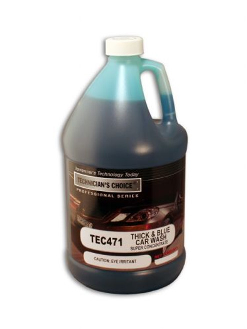 TEC471 THICK & BLUE CAR WASH (TEC471)