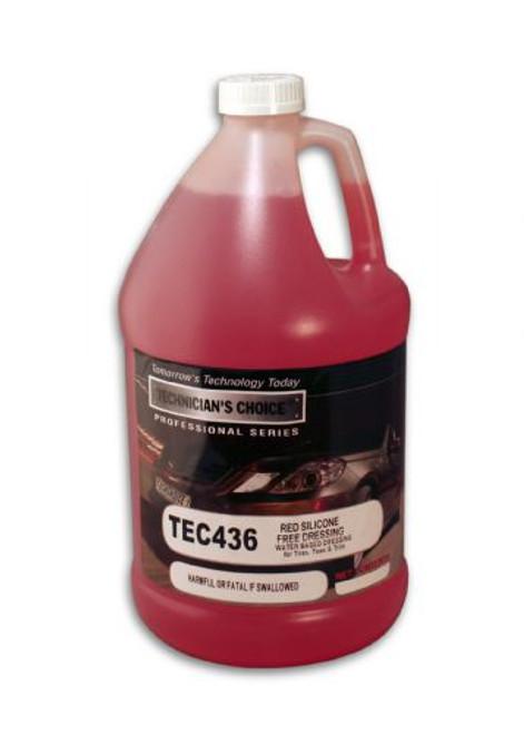 TEC436 RED SILICONE FREE DRESSING (TEC436)