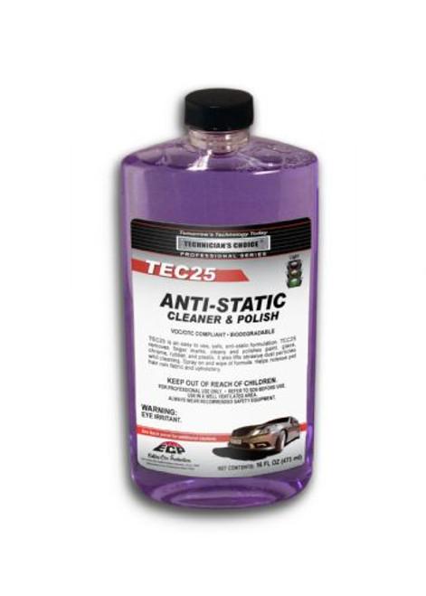 TEC25 Anti-Static Cleaner/Polish (TEC25 )