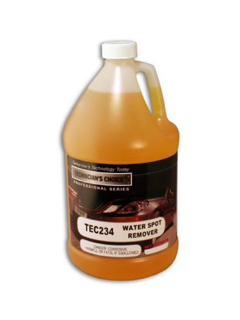 TEC234 WATER SPOT REMOVER (GALLON) (TEC234)
