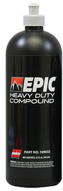 EPIC Heavy Duty Compound (32 oz) (109032)