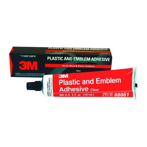 PLASTIC AND EMBLEM ADHESIVE (08061)