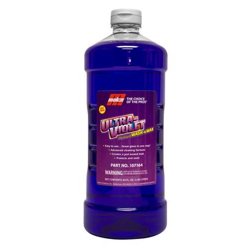 Ultra Violet Wash & Wax 64oz.