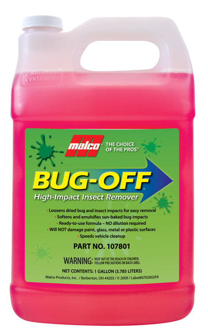 bugg off insect cleaner gallon
