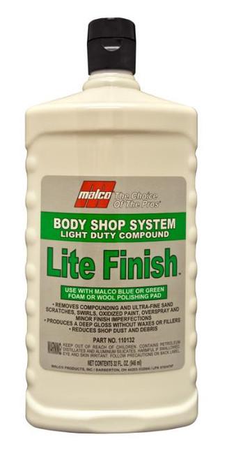 Lite finish polishing cream 32 oz