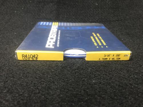 "R41042 Vivid Blue Thin & Thin Single Color 3/16"" x 150"
