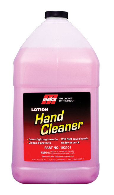 Lotion hand cleaner gallon