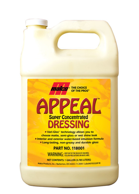 Appeal Super-Concentrated Dressing