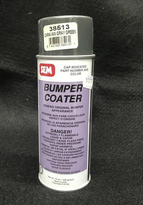 Sem 38513 Caravan Gray Green Bumper Coater