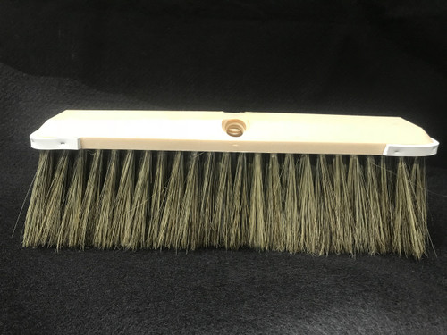 "14"" Hog Hair Wash Brush w/ bumper (very-soft)"