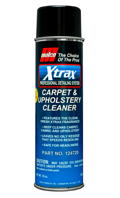 Xtrax Carpet & Upholstery Cleaner
