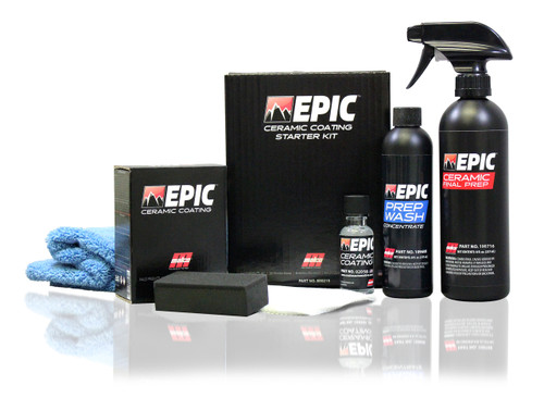 EPIC Ceramic Coating Starter Kit