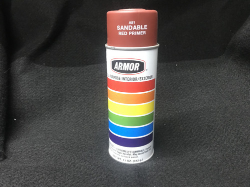 Sandable Red Primer (A81)