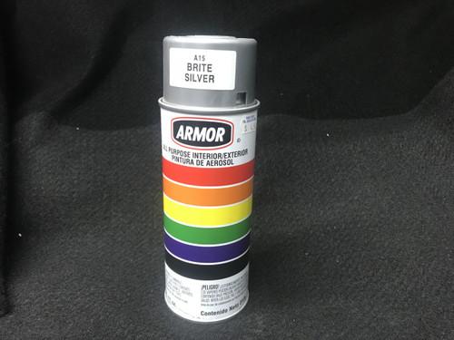 Brite Silver Spray Paint (A15)