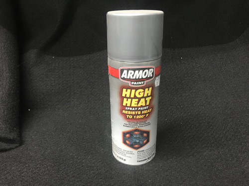 High Heat Aluminum Spray Paint (A102)