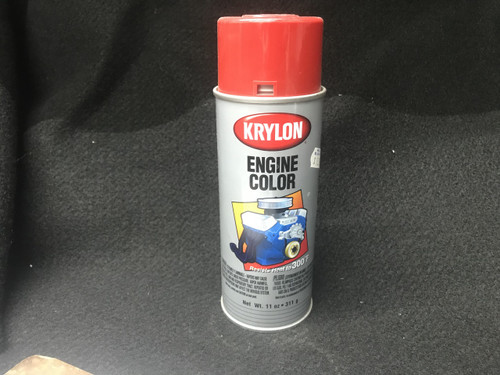 Chrysler Red Engine Paint (2111)