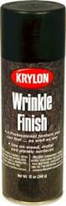 Wrinkle Finish Black Spray Paint (3370)